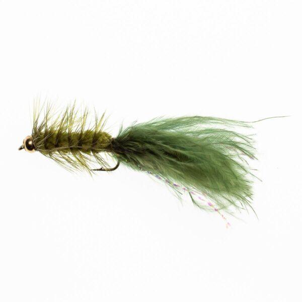 Bead-head-wolly-bugger-oliv-FL0021-10