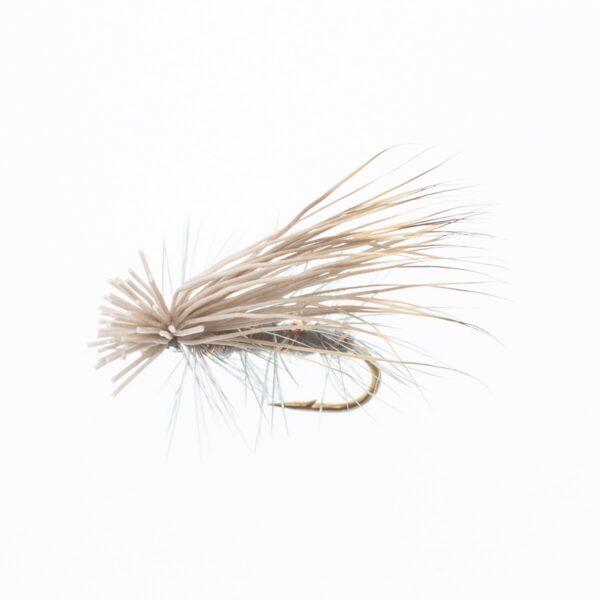 Elk hair caddis grå FL0017-12 Onlineflugor