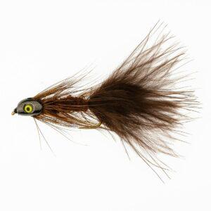 Wolly-Bugger-Grizzly-Skullhead-brun-FL0044-6-Onlineflugor