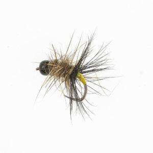 Ales Peeping Caddis Yellow FL0051-12 Onlineflugor