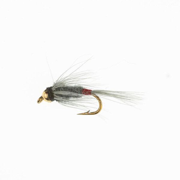 Bead head iron blue dun FL0053-14 Onlineflugor