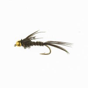 Gold head pheasant tail FL0047-12 Onlineflugor